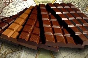 Обычный шоколад для шоколадного фонтана
